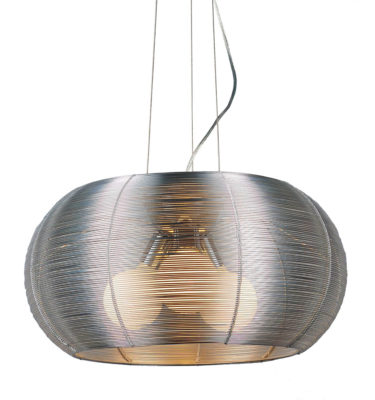 Lenox 3 Light Modern Pendant