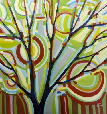 Trees 3 Wall Art