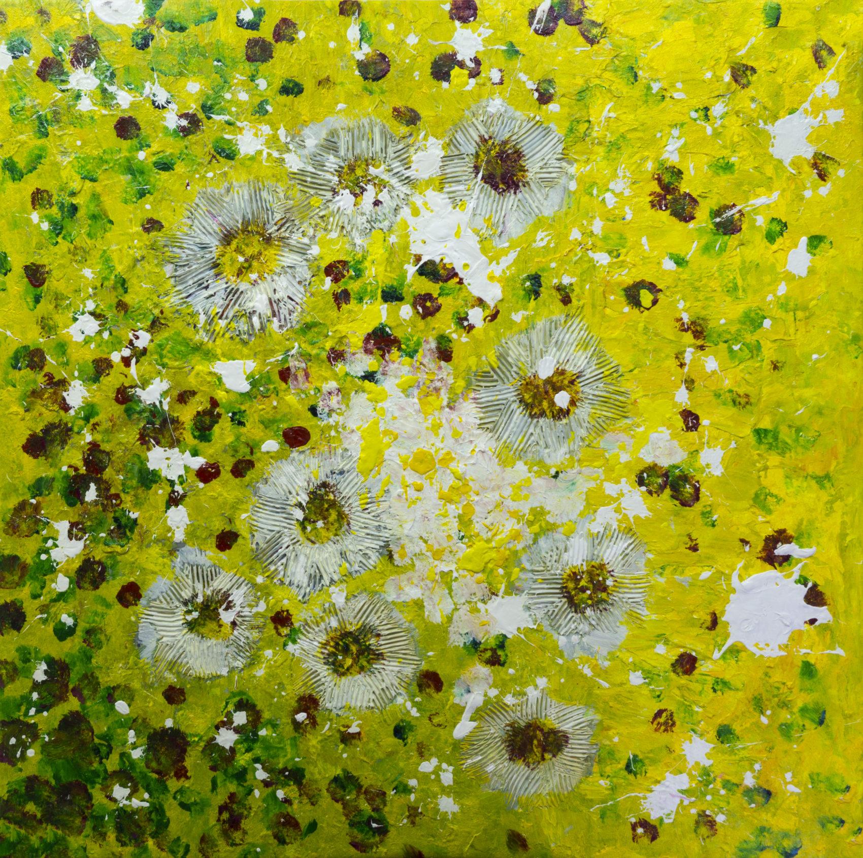 Blooming Wall Art | Bromi Design