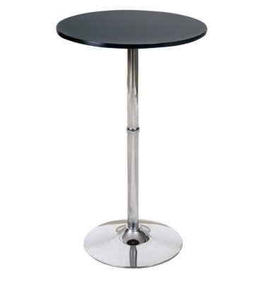 Madison Black Bar Table