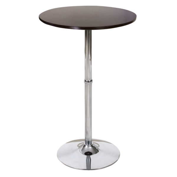 Madison Brown Bar Table