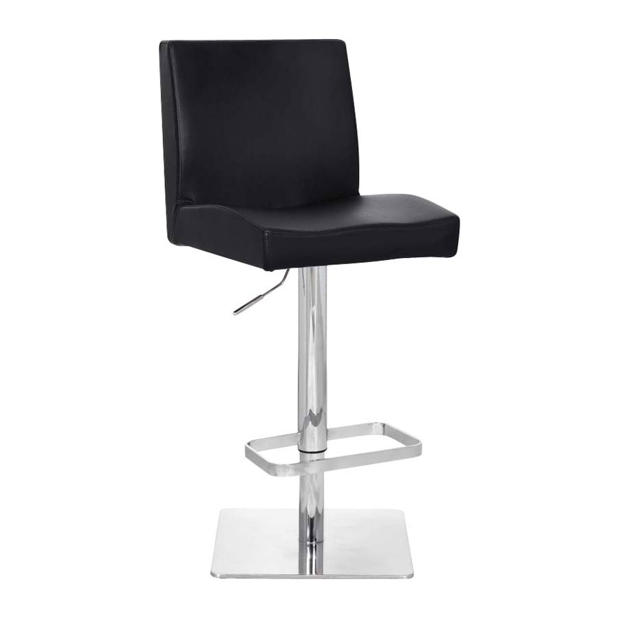 Chicago Adjustable Height Swivel Bar Stool Bromi Design