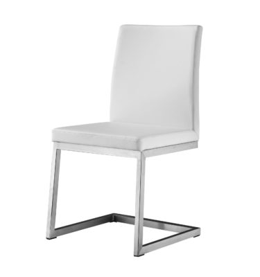 Manhattan White Dining Chair