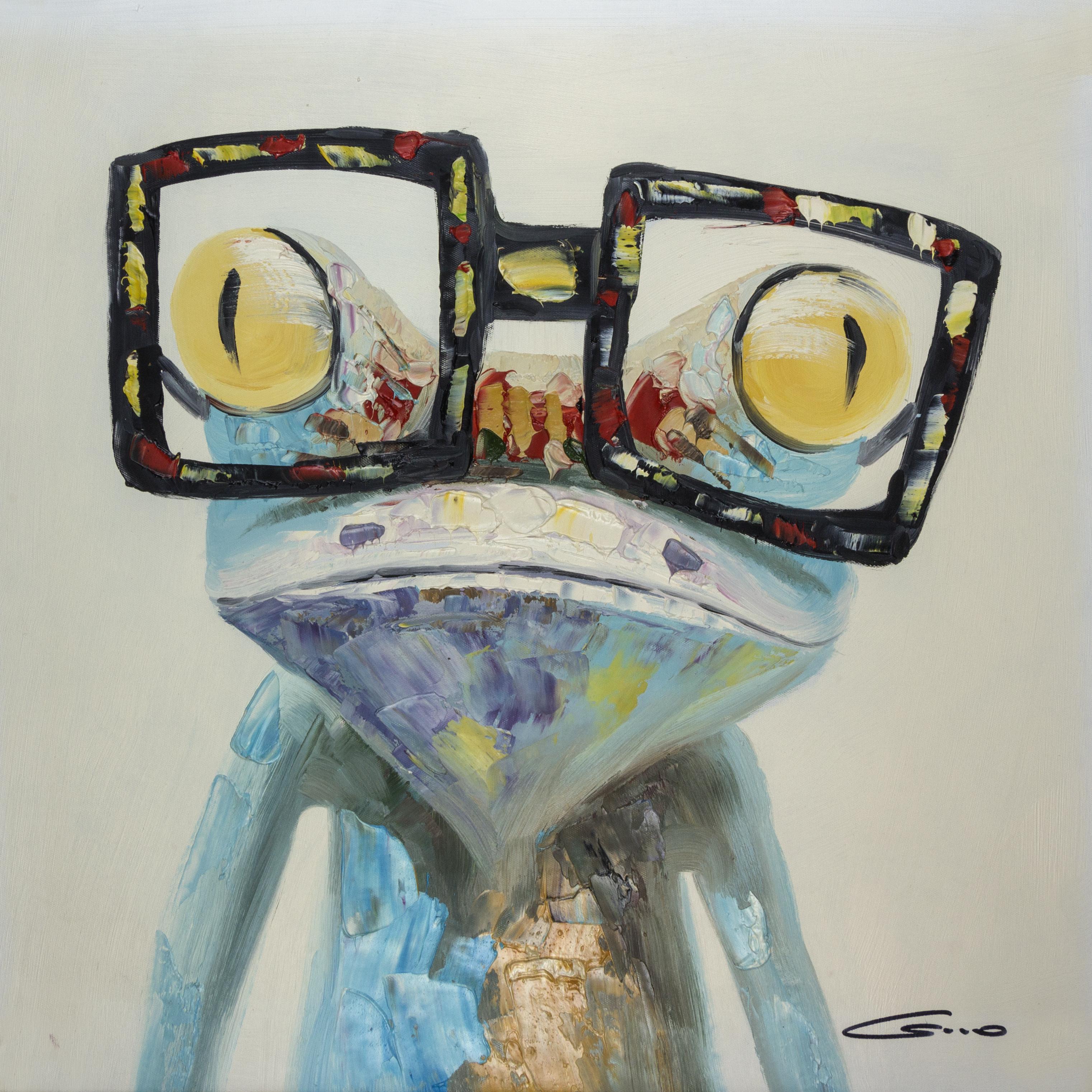 Modern Art Glasses