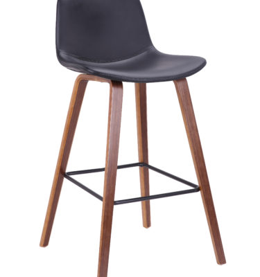 Bromi Design Union Barstool - Black