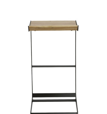 Bromi Design Logan Barstool- Black