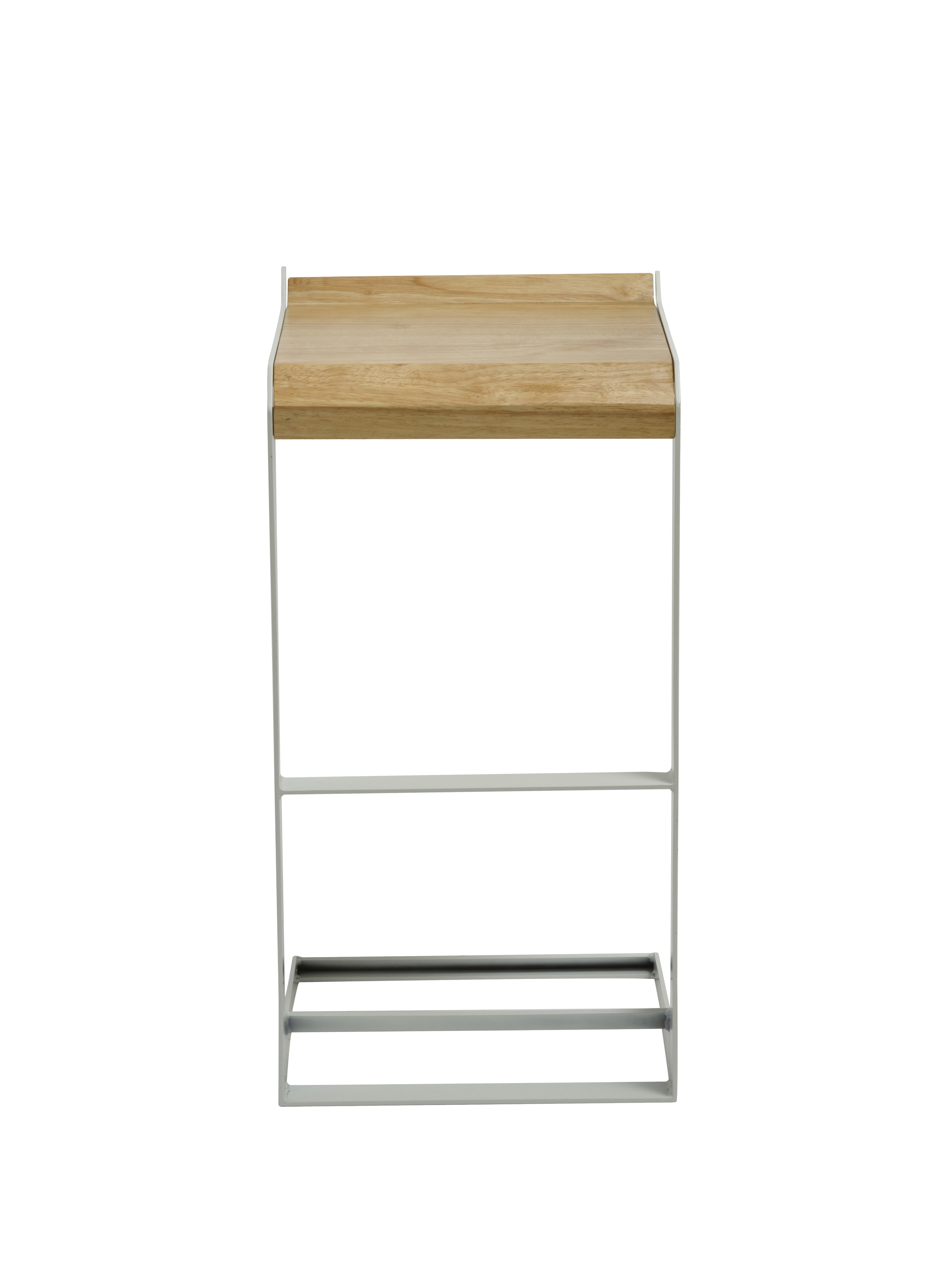 Awe Inspiring Bromi Design Logan Barstool White Caraccident5 Cool Chair Designs And Ideas Caraccident5Info